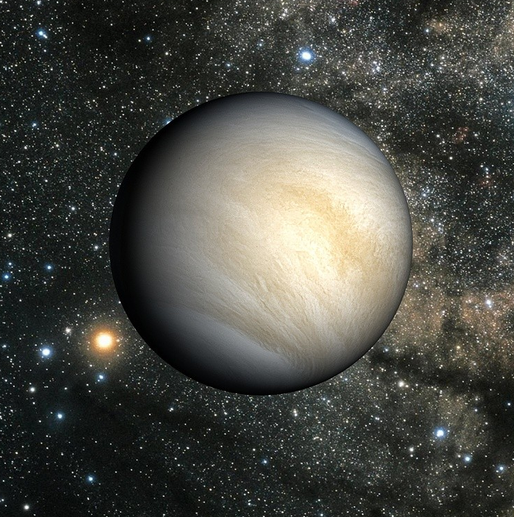 3D Venus