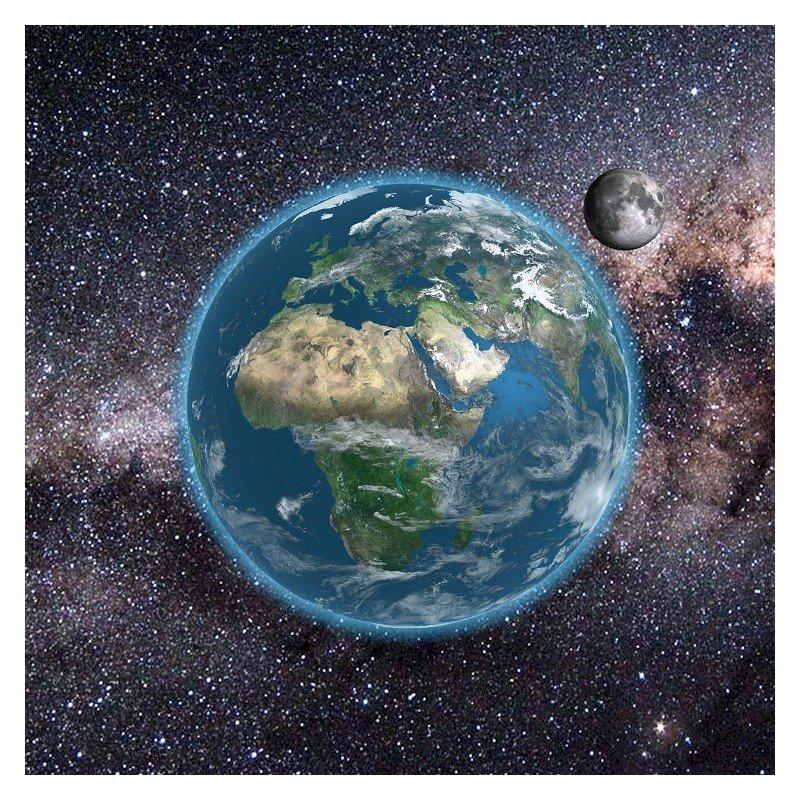 3D Earth & Moon - Europe