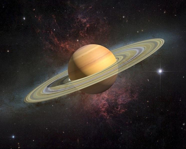 3D Saturn v2